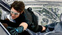 Tom Cruise y otras estrellas que no utilizan dobles de acción:¿quién dijo miedo?