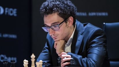 Meet the first American since 1972 to compete for the world chess title