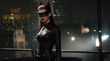 Anne Hathaway has some great Catwoman advice for 'The Batman's' Zoe Kravitz
