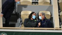 Roland-Garros (F) - Roland-Garros: pourquoi les coaches de Fiona Ferro et Sofia Kenin se sont retrouvés côte à côte