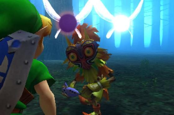 The timely tweaks in Majora's Mask 3D