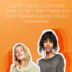 Comfy-Cute Clothing That'll Get You Through Any Thanksgiving Feast