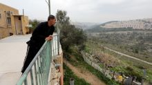 'Feels like prison': Palestinian family cut off from West Bank village by Israeli barrier