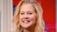Amy Schumer's Response For Wearing Post-Partum Underwear Is Brilliant