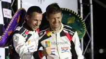 Cancelan jornada del Campeonato Mundial de Rally en México
