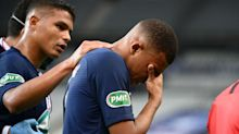 Mbappe avoids ankle ligament damage but PSG still sweating over availability for Champions League