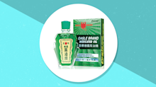 This $8 'magic' bottle of green oil has been my family's secret to pain relief for generations