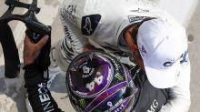 """Hamilton elogia Gasly após vitória e lamenta resultado no GP: """"A corrida não era para ser minha hoje"""""""