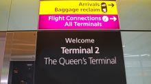 Heathrow reports £2bn loss amid 'devastating' impact of pandemic