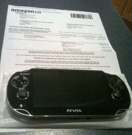 Canadian gets PlayStation Vita early thanks to faith, good works