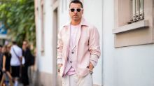 Millennial Pink 千禧粉紅成為男人可以嘗試的時尚新色