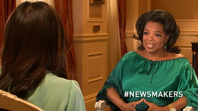 'Mom Oprah' Reflects on School's First Graduating Class