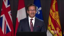 Throne speech: Bloc leader says party will make demands for Quebec whether 'realistic or not'