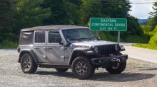 2018 Jeep Wrangler Rubicon Alaska Cannonball | The other Trans-America Trail