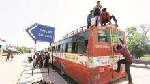UP blames Delhi for return of migrants