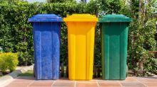 Mülltrennung in Deutschland ist verbesserungswürdig