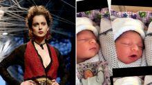 Kangana Ranaut Becomes a Maasi: Sister Rangoli Delivers Baby Boy