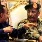 Head of Sudan's now-defunct military council sworn in to head new ruling body