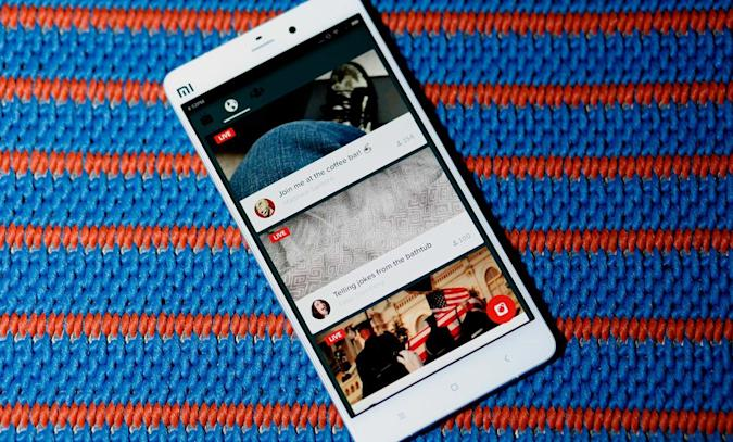 Periscope streamers and viewers can finally watch video the right way
