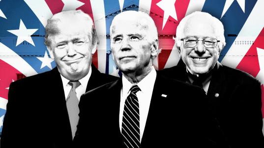 Trump, Biden, Bernie: Too old for 2020?