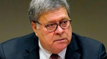 Attorney General Bill Barr threatened to quit last year over Trump's attempts to fire FBI Director Chris Wray