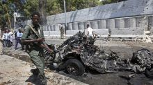 Car bomb near Somalia presidential palace kills 1, hurts 2