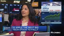 The risk is not priced in to Apple: Portfolio manager