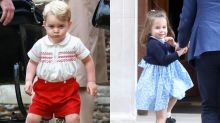 Royal baby: The best photographs of the royal family's youngest children