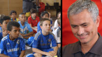 Mourinho on World Cup favorites and Messi's struggles