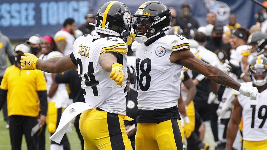 Curtain call: Steelers are AFC's last unbeaten team