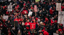 Chicago Teachers Are On Day Five Of A Tense Strike