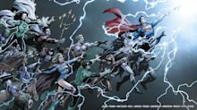 DC Mastermind Geoff Johns on Spoilers, Lost Characters and His Universe's 'Rebirth'