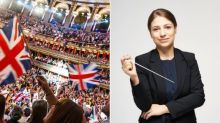 BBC Proms conductor Dalia Stasevska says her family have received threats over Last Night anthems controversy