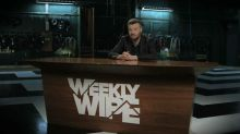Charlie Brooker's 2016 Wipe Review