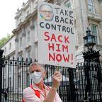 London Calling: Calls grow for British Prime Minister Boris Johnson's adviser to resign