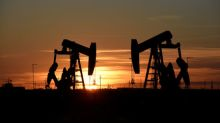 Oil steadies as trade fears balance Mideast tension and supply cuts