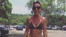 Davina McCall unveils incredibly ripped post-breakup bikini body