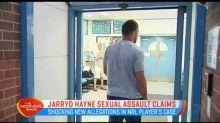 Shocking new allegations levelled at Jarryd Hayne