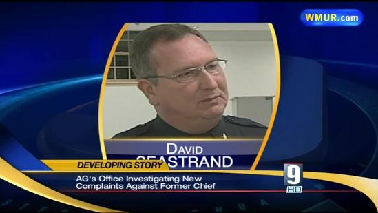 More complaints made against former chief