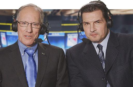 NHL 15 and NBC hook up, birth swanky presentation