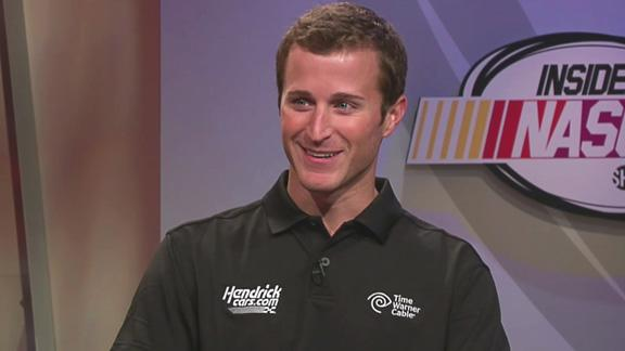 Kasey Kahne Interview