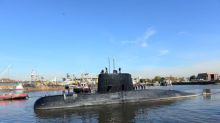 Satellite calls yield no clues on missing Argentine submarine