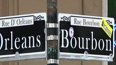 Police: 2 Men to Blame for Bourbon St. Shooting