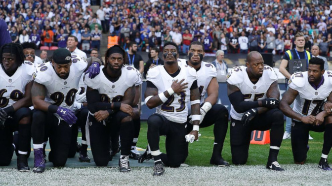 NFL star speaks out on the league's unity after Trump comments