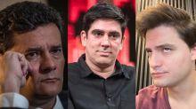 """""""Governo antidemocrático"""", diz Adnet após discurso de Moro; famosos comentam demissão"""
