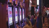 Noon: Casino revenue report due out
