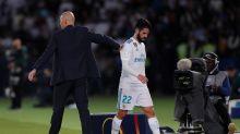 Isco, Lucas, Marcelo... : una alineación indigna con Zidane como único responsable