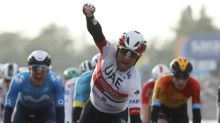 Italy's Ulissi wins Giro 13th stage, Almeida in pink