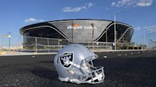Las Vegas Raiders celebrate one year anniversary