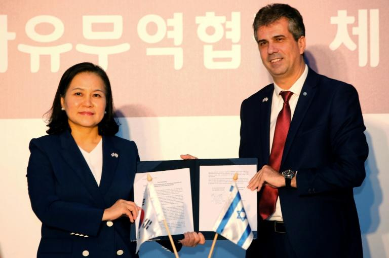 Israel, South Korea Finalize Free Trade Deal After Three Years of Talks